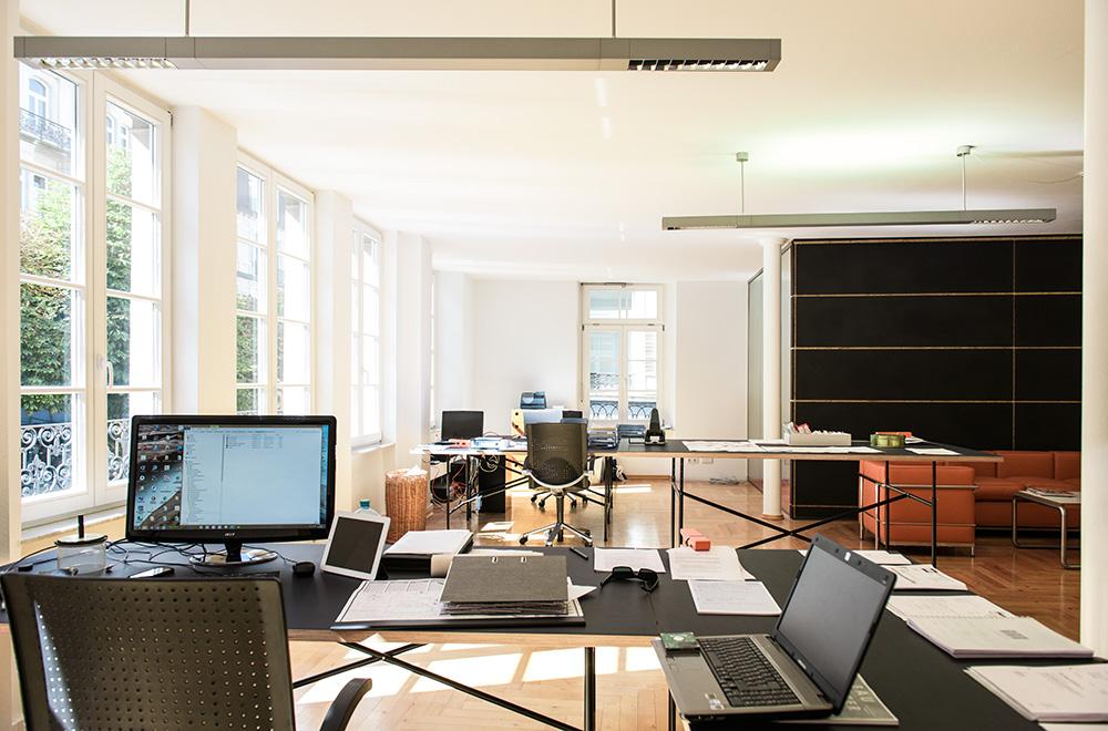 herzog architekten baden baden offenburg architekturb ro. Black Bedroom Furniture Sets. Home Design Ideas